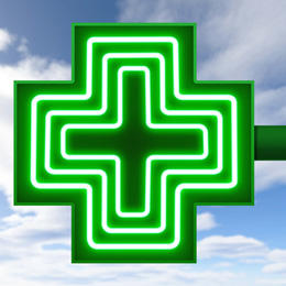 croix verte sante
