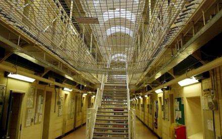 prison wakefield en Angleterre